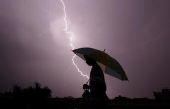 Meteoroloji uyardı: Akşam saatlerine dikkat!