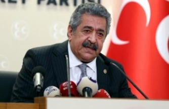 MHP Genel Başkan Yardımcısı Yıldız'a Kovid-19 tanısı konuldu