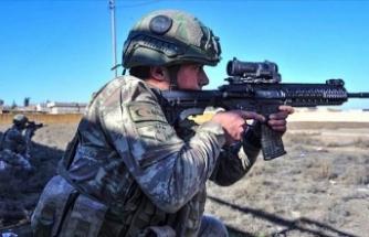 MSB: Son bir ayda 80 terörist etkisiz hale getirildi