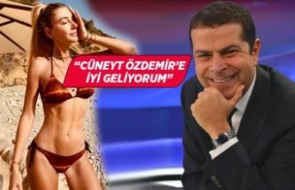 Şeyma Subaşı Cüneyt Özdemir'i ti'ye aldı!