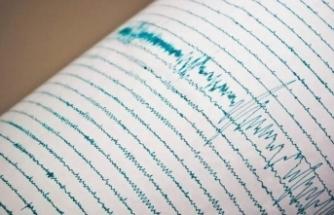 Van'da deprem! Van güne depremle başladı