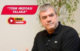 Yılmaz Özdil'den medyaya sert eleştiri!