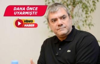 Yılmaz Özdil'in İzmir iddiası doğru çıktı!