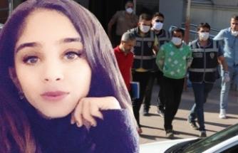 17 yaşındaki kızı öldüren zanlının ifadesi kan dondurdu!