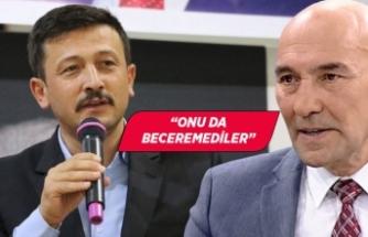 AK Partili Dağ'dan Başkan Soyer'e 'trol hesap' tepkisi