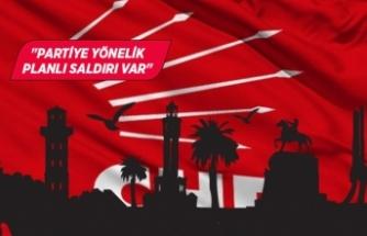 CHP İzmir'de Hukuk Komisyonu toplandı!