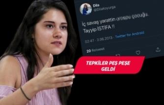 CHP'li Meclis Üyesinin tweetleri olay oldu!