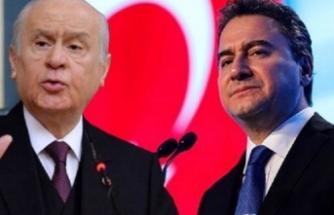 """DEVA-MHP kavgası alevlendi! """"Bir meczubun..."""""""