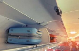 Dikkat! Uçak içine kabin bagajı kabul edilmeyecek