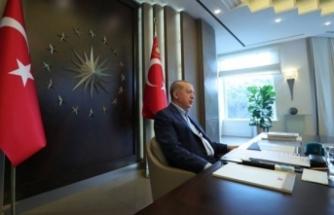 Erdoğan AK Parti'nin 81 il başkanına seslendi
