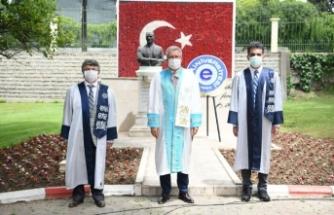 EÜ 65. yılını törenle kutladı