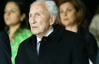 Galatasaray, eski başkanlarından Ali Tanrıyar'ı andı