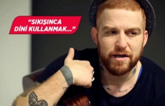 """Gökhan Özoğuz'dan """"Çav Bella"""" yorumu!"""