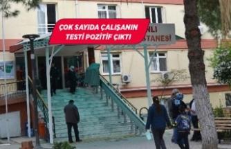 Hastane Covid 19 nedeniyle kapatıldı!
