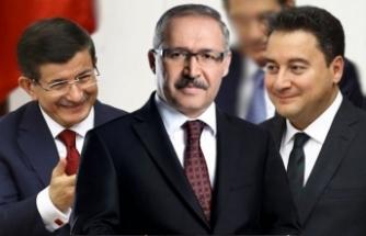 İşte AKP ve MHP'nin Babacan ve Davutoğlu'nu engelleme planı