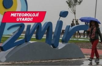 İzmir dikkat! Yağmur geliyor