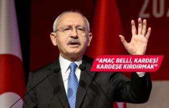 Kılıçdaroğlu'ndan iktidara Çav Bella tepkisi