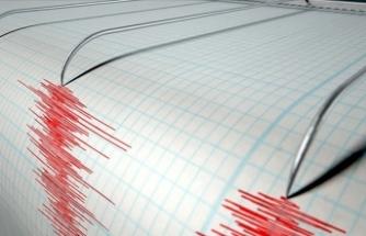 Manisa'da 4.1 büyüklüğünde deprem!