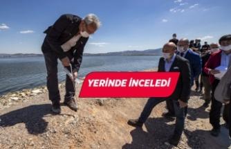 Mavişehir'de taşkın önlenecek