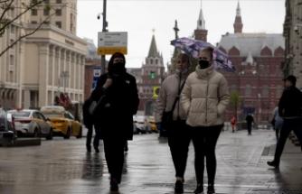 Rusya'da Kovid-19 vaka sayısı 370 bini aştı
