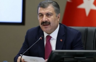 Sağlık Bakanı Koca'dan ölüm oranı paylaşımı
