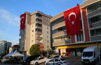 Şehit Atakan Arslan'ın ailesine şehadet haberi verildi
