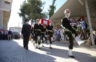 Şehit Er Mehmet Günay son yolculuğuna uğurlandı
