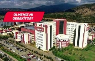 Tıp öğrencilerinin corona isyanı