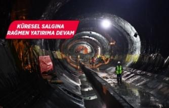 Üçkuyular-Narlıdere metrosu için 75 milyon avroluk imza atıldı
