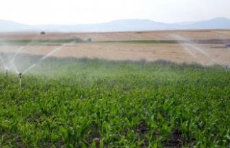 Uşak'ta 28 bin dekar tarım arazisi sulanacak