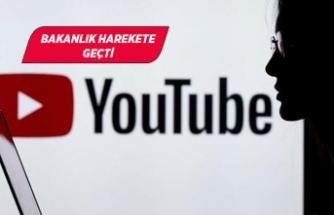 YouTube kanalında inanılmaz çocuk istismarı!