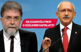 Ahmet Hakan, Kemal Kılıçdaroğlu'nu mu suçluyor?