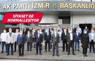 AK Parti İzmir'de 3 ay sonra ilk toplantı!