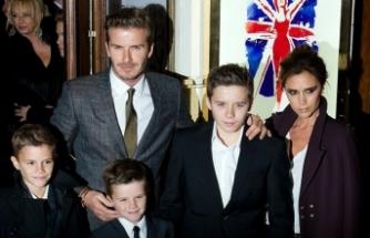 Beckham çifti malikanelerine gizli tünel açtırıyor!
