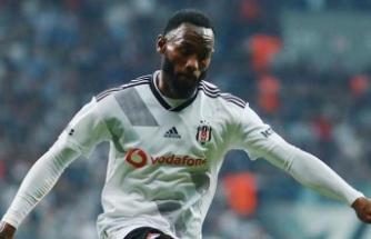 Beşiktaş'a Kevin Nkoudou'dan kötü haber