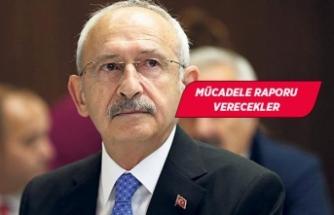 CHP Liderinden il başkanları zirvesi!