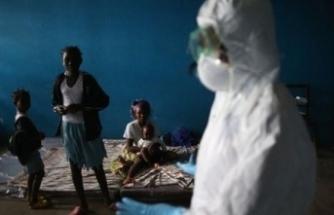 DSÖ: Ebola salgını yeniden başladı!