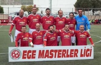 Ege Masterler Futbol Ligi tescil edildi
