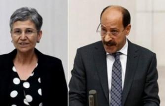 HDP'li vekiller hakkında yakalama kararı!
