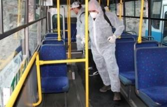 İşte minibüs, dolmuş ve otobüslerde alınacak koronavirüs önlemleri