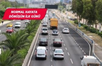 İzmir'de 'normalleşme' yoğunluğu