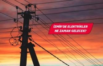 İzmir'in 13 ilçesinde elektrik kesintisi