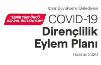 İzmir'den COVID-19 Dirençlilik Eylem Planı