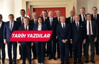 Kılıçdaroğlu: Başkanlarımız hiçbir çocuğu aç yatırmadı