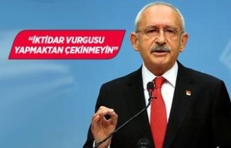 Kılıçdaroğlu, il başkanları toplantısında konuştu