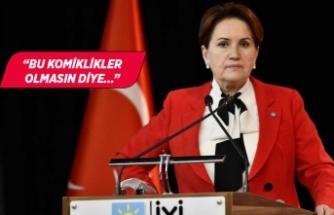 Meral Akşener'den Erdoğan'a 'yasak iptali' tepkisi