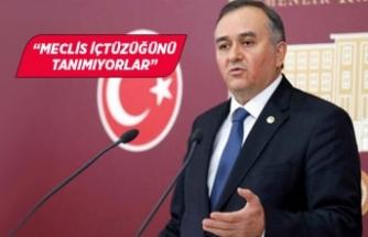 MHP Grup Başkanvekili Akçay, 3 milletvekilini değerlendirdi