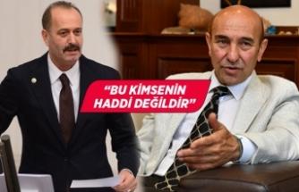 MHP'li Osmanağaoğlu'ndan Atatürk imzalı ve Türk bayraklı maske dağıtılmasına tepki!