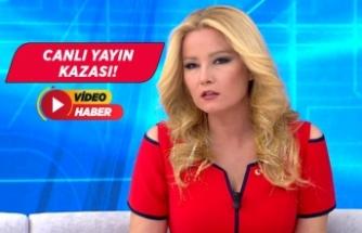 Müge Anlı'da canlı yayında sinirlendi, muhabiri uyardı!