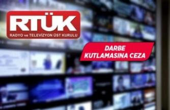 """RTÜK'ten bazı yayın kuruluşlarına """"27 Mayıs"""" cezası"""